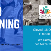 GDPR TRAINING DAY: 101/2018